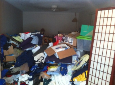 Hoarding behaviors are misunderstood and can make your home unlivable.